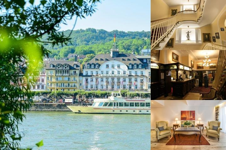 Best Western Premier Boppard photo collage
