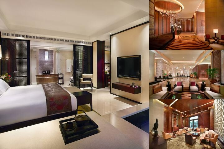 Banyan Tree Macau photo collage