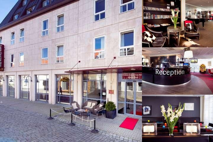 Clarion Collection Hotel Grand Olav photo collage