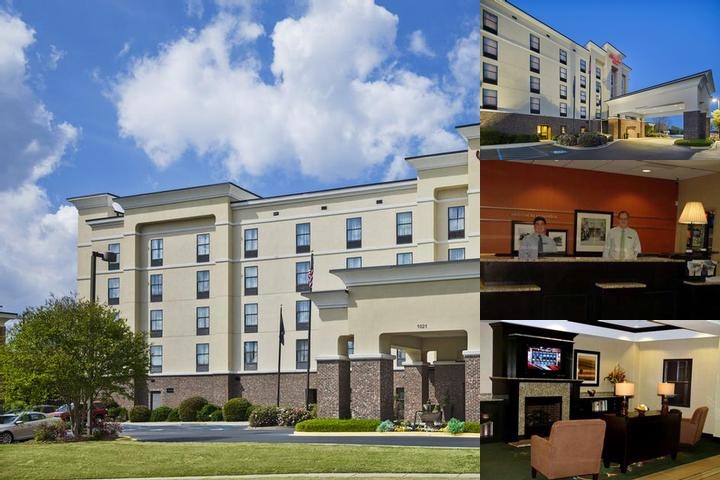 Hampton Inn Columbia I 20 Clemson Rd photo collage