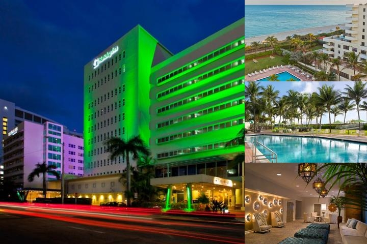 Holiday Inn Miami Beach Oceanfront photo collage