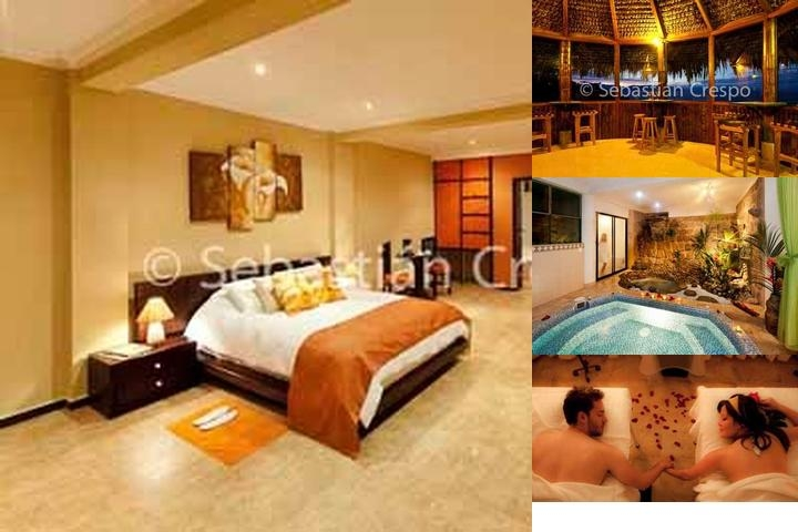 Yumbo Spa & Resort photo collage