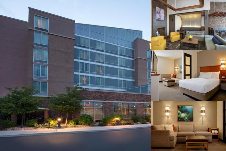 Hyatt Place Reno Tahoe Airport photo collage