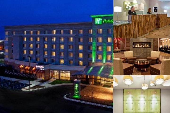Holiday Inn Detroit Metro Airport photo collage