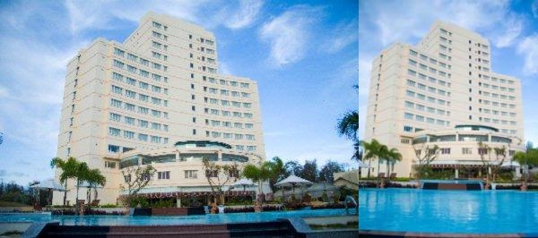 Park Diamond Hotel photo collage