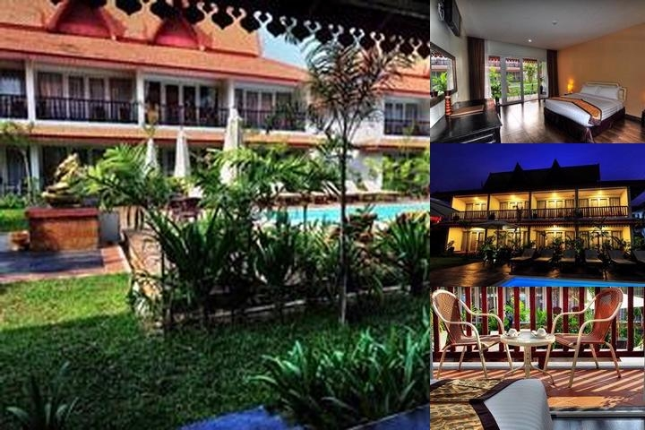 Preah Vihear Boutique Hotel photo collage