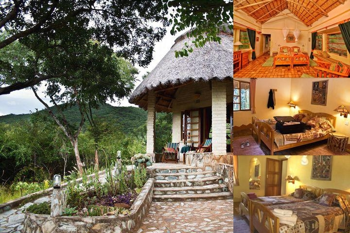 Musangano Lodge photo collage