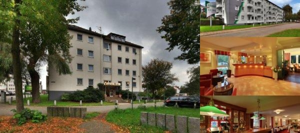 Garden Hotel Bremen photo collage