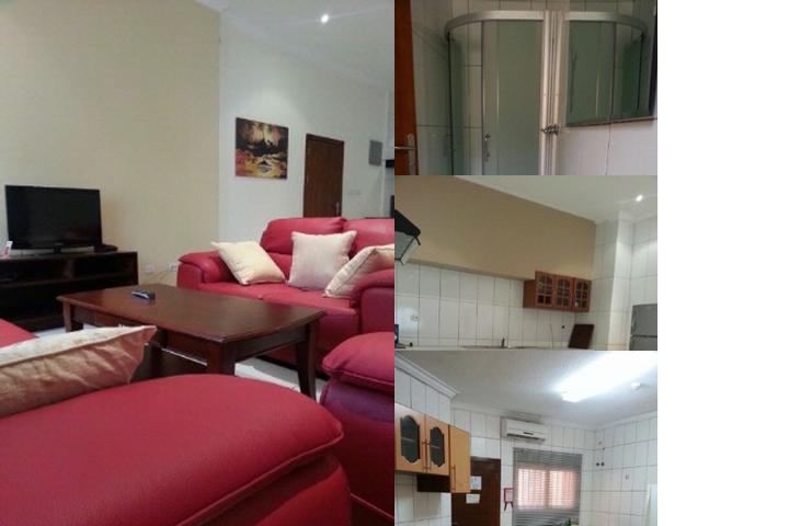 Holi Flats Serviced Apartments photo collage