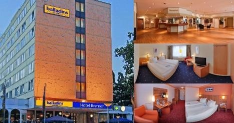 Balladins Superior Hotel Bremen photo collage