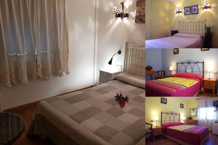 Hotel Azabache photo collage