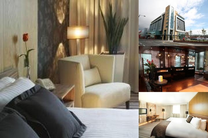 Copthorne Sheffield Hotel photo collage