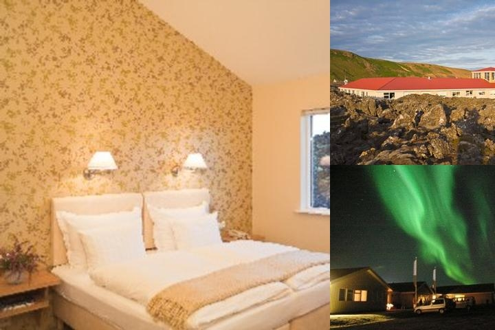 Northern Light Inn photo collage