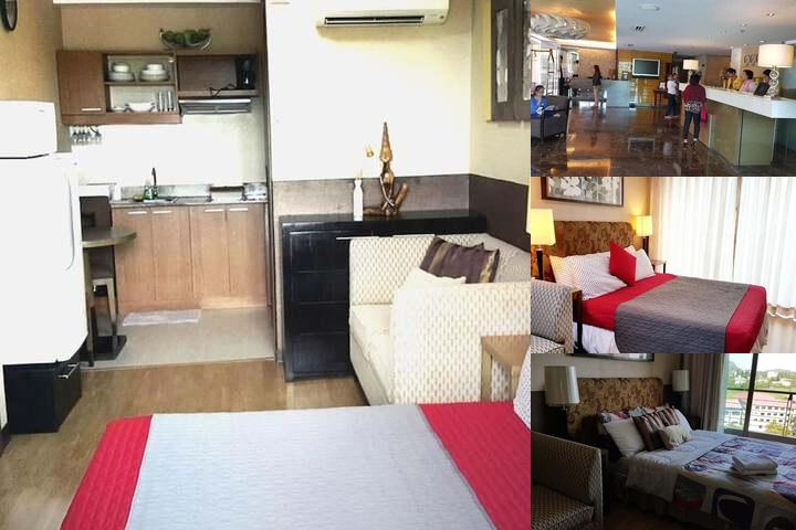 One Tagaytay Place Hotel Suites photo collage