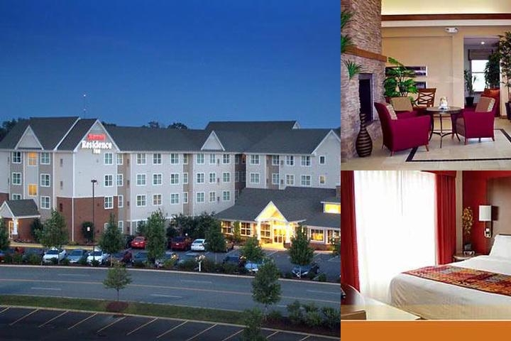 Residence Inn Fredericksburg photo collage