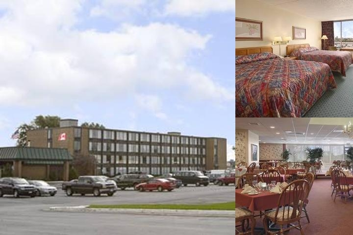 Ramada Inn Four Seasons photo collage