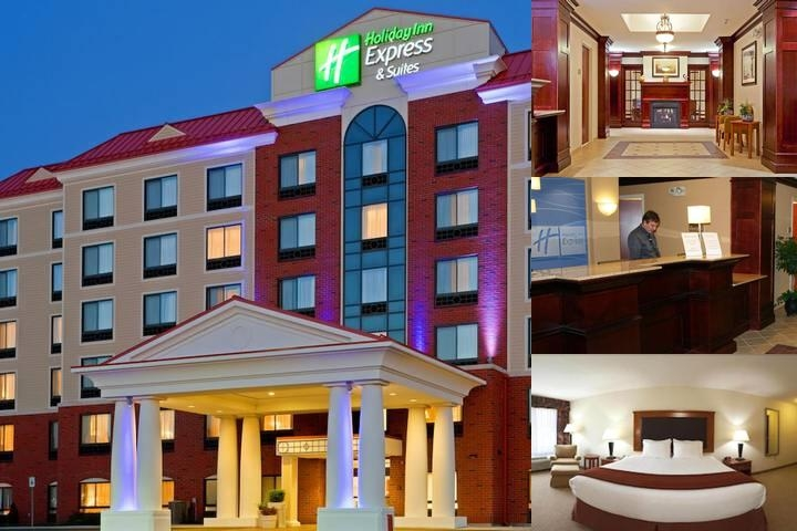 Holiday Inn Express & Suites Conference Center photo collage