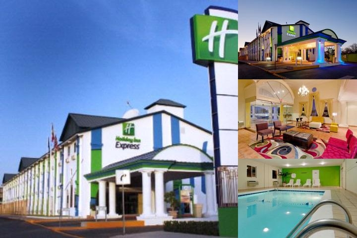 Holiday Inn Express Piedras Negras photo collage