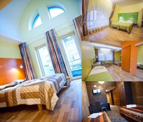 Braavo Hotel photo collage