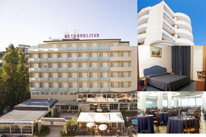 Hotel Metropolitan photo collage
