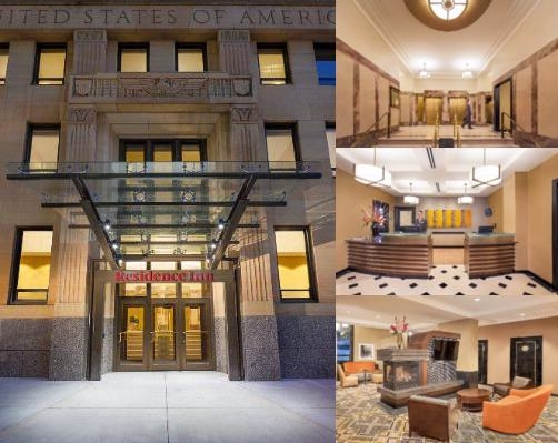Residence Inn by Marriott Omaha Downtown photo collage