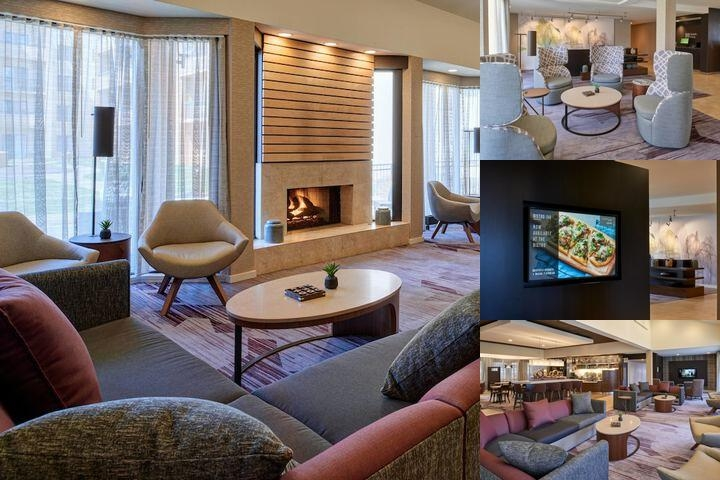Courtyard by Marriott Indianapolis Carmel photo collage