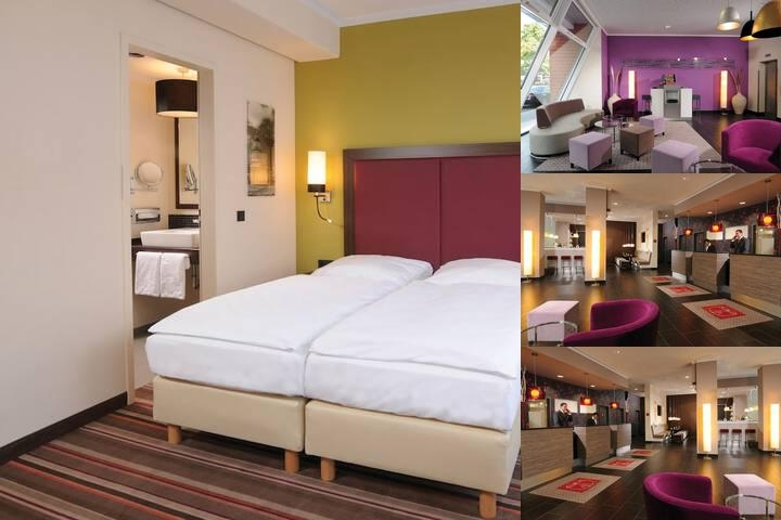 Leonardo Hotel Berlin photo collage
