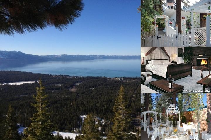 Tahoe Chalet Inn photo collage