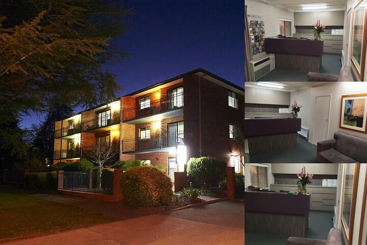 Oxley Court Serviced Apartments photo collage
