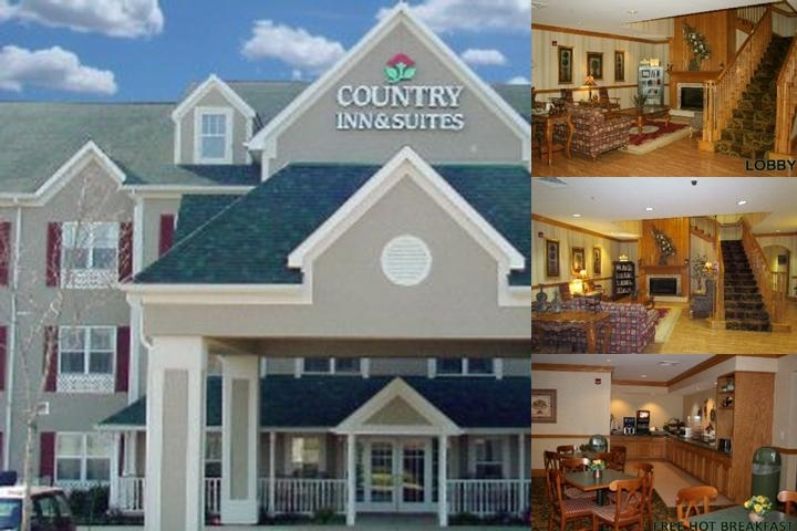 Country Inn & Suites Nasville Airport East photo collage