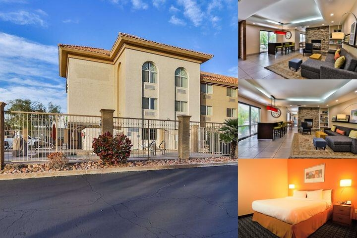 Fairfield Inn & Suites Phoenix / Chandler photo collage