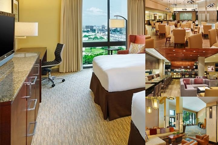 Hilton San Antonio Airport photo collage
