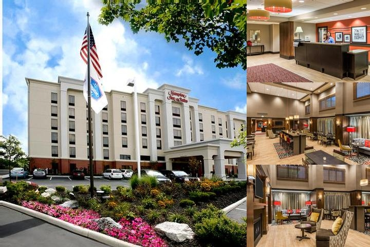 Hampton Inn & Suites Columbus Polaris photo collage