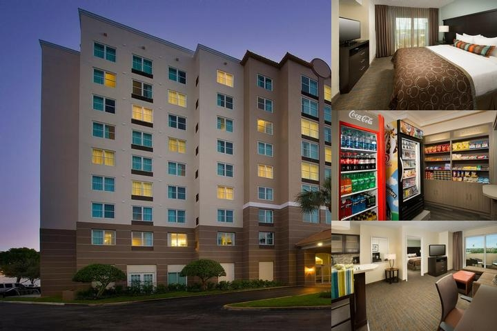 Staybridge Suites Miami Doral Area photo collage