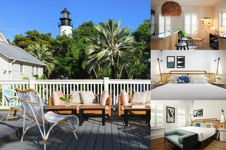 Lighthouse Court Resort photo collage