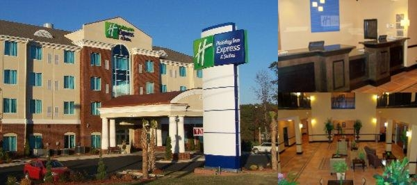 Holiday Inn Express & Suites Conyers photo collage
