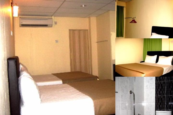 Sastria Hotel photo collage