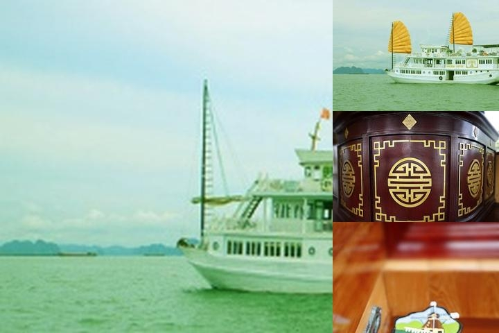 Golden Lotus Cruise photo collage