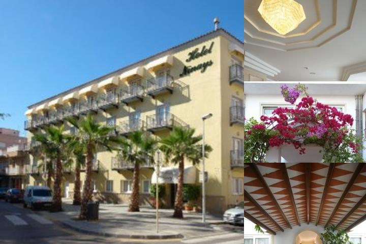 Hotel Ninays photo collage