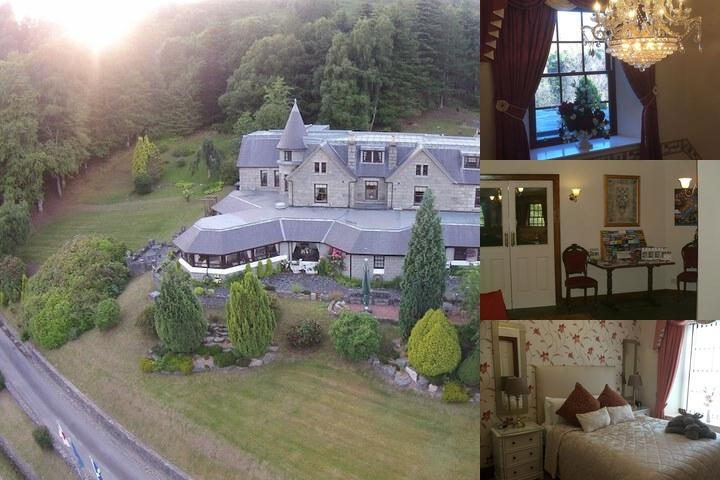 Glenspean Lodge Hotel photo collage