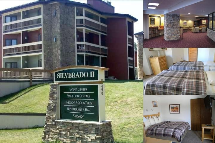 Silverado Ii Resort & Event Center photo collage
