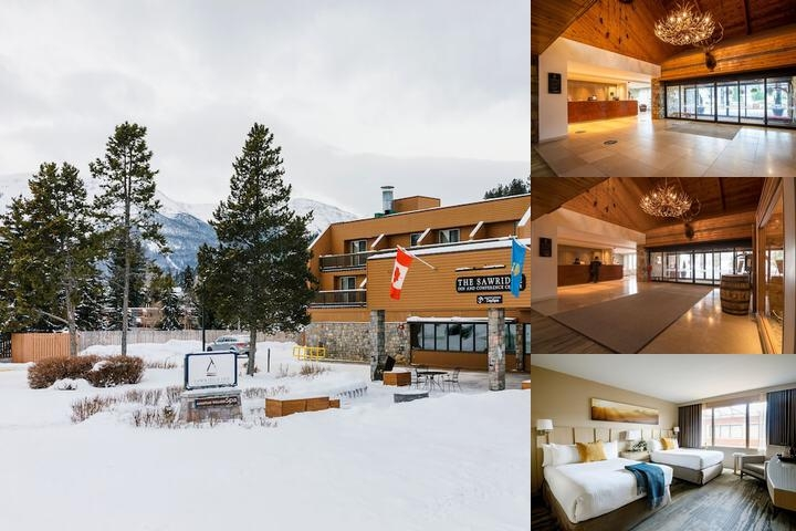 Sawridge Inn Jasper photo collage