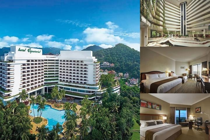 Hotel Equatorial Penang photo collage