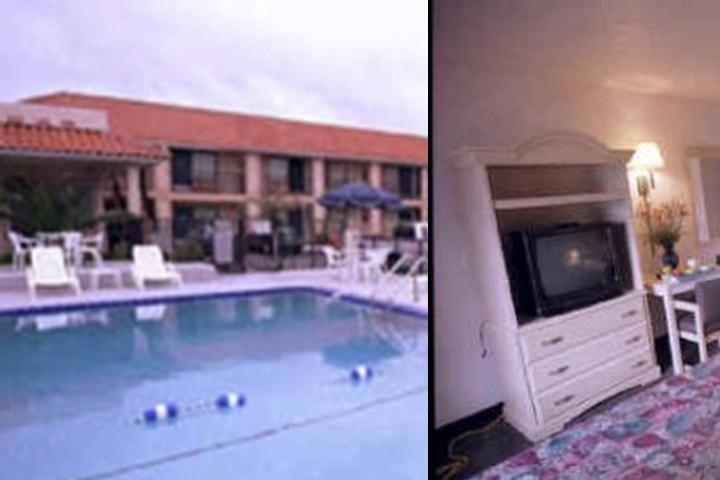 Surfside Inn photo collage