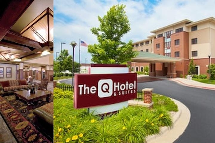 Holiday Inn Express Hotel & Suites Springfield photo collage