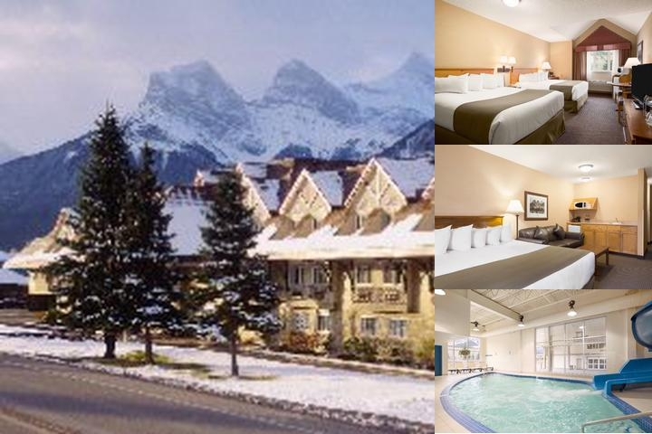 Ramada Inn & Suites Canmore photo collage