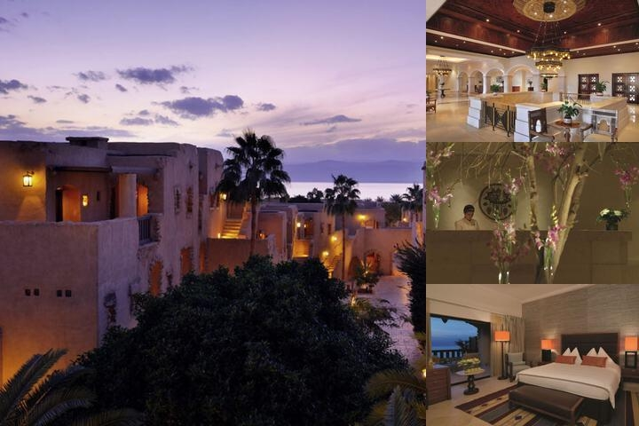 Jordan Valley Marriott Resort & Spa photo collage