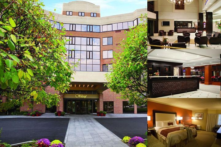 Woodcliff Hotel & Spa photo collage