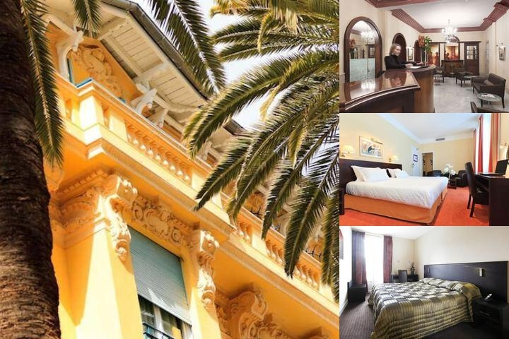 Gounod Hotel photo collage