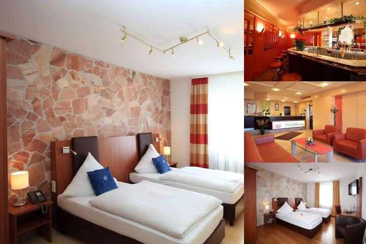 Landhotel Silberhorn photo collage